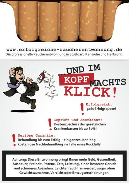 Professionelle Zigarettenentwöhnung in Heilbonn